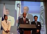 第124回IPU議長の東日本大震災に関する声明の写真その2 クリックすると拡大写真がご覧いただけます