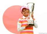 宮里藍が今季初優勝!「日本に良いニュースを届けられた」