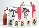 ナチュラルスパークリング日本酒